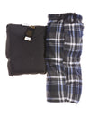 NEW Essential Loungewear Men's Sleepwear X-Large Blue & Black