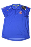 NEW Reebok Men's New York Islanders Shirt Large Blue & Orange