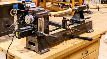 The T40 Lathe - A Deceptively Powerful Addition to the Workplace
