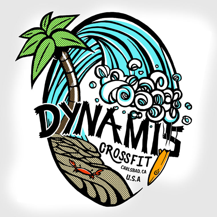 Dynamis CrossFit® Affiliate apparel