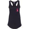 CrossFit Kaneohe - 100 - Breast Cancer Awareness - Next Level - Women's Ideal Racerback Tank