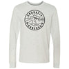 CrossFit Kaneohe - 100 - Standard - Bella + Canvas 3501 - Men's Long Sleeve Jersey Tee