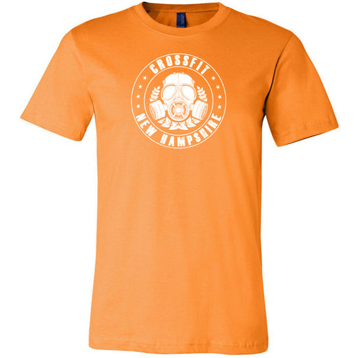 CrossFit New Hampshire - 100 - CFNH One Color - Bella + Canvas - Men's Short Sleeve Jersey Tee