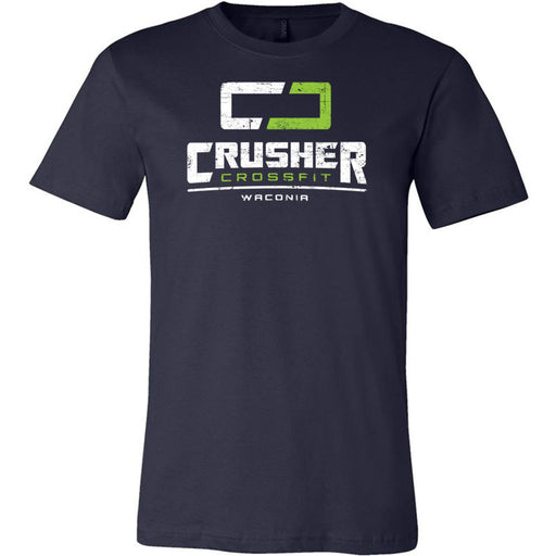 Crusher CrossFit - 100 - Standard - Bella + Canvas - Men's Short Sleeve Jersey Tee