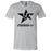 South Island CrossFit - 100 - Standard - Bella + Canvas - Men's Short Sleeve V-Neck Jersey Tee