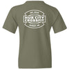 Hub City CrossFit - 100 - CC1 - Gildan - Heavy Cotton Youth T-Shirt