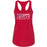 DeSoto CrossFit - 100 - Blue - Next Level - Women's Ideal Racerback Tank
