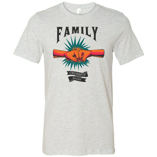 CrossFit Bound - 100 - Family - Bella + Canvas - Men's Short Sleeve Jersey Tee