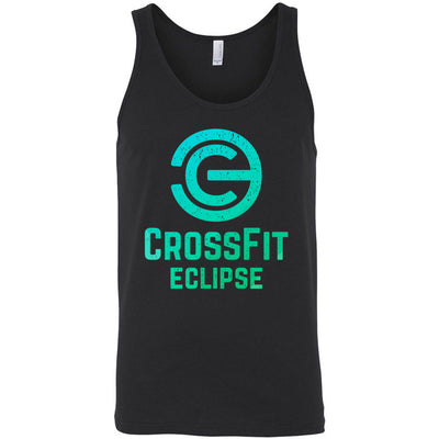CrossFit Eclipse - 100 - Summer - Bella + Canvas - Men's Jersey Tank