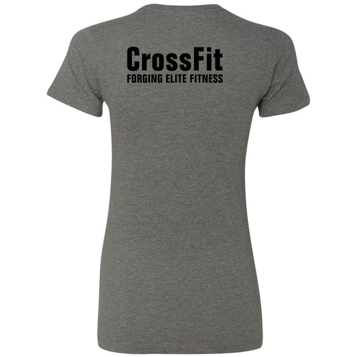 CrossFit Timaru - 200 - Barbell - Bella + Canvas - Women's The Favorite Tee