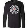 Seven Devils CrossFit - 100 - Standard - Bella + Canvas 3501 - Men's Long Sleeve Jersey Tee