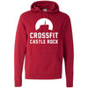 CrossFit Castle Rock - 100 - Standard - Independent - Hooded Pullover Sweatshirt