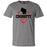 CrossFit 608 - 100 - Standard - Bella + Canvas - Men's Short Sleeve Jersey Tee