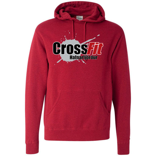 CrossFit Hafnarfjord - 100 - Standard - Independent - Hooded Pullover Sweatshirt