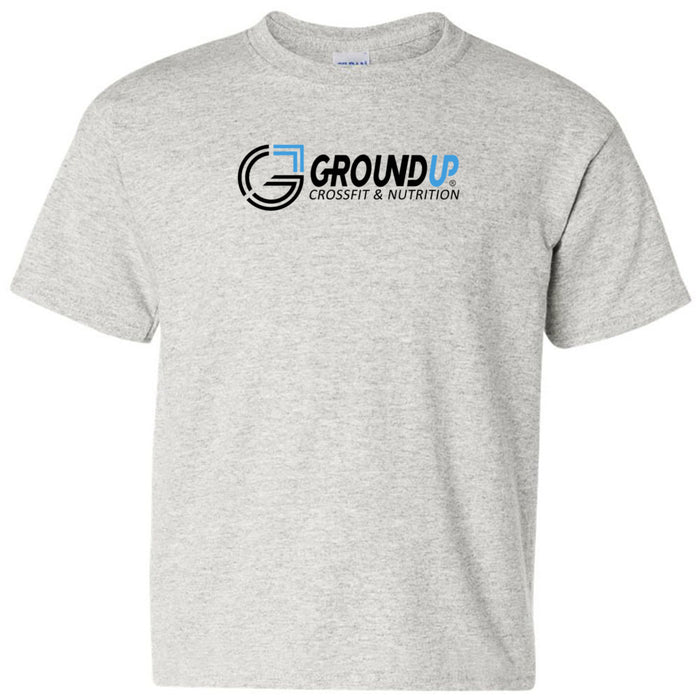CrossFit Ground Up - 100 - Standard - Gildan - Heavy Cotton Youth T-Shirt
