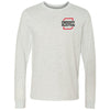 CrossFit Ruston - 100 - Standard - Bella + Canvas 3501 - Men's Long Sleeve Jersey Tee