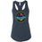 CrossFit NE Georgia - 100 - I Love My Gym - Next Level - Women's Ideal Racerback Tank
