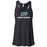 CrossFit Decatur - 100 - Kids - Bella + Canvas - Women's Flowy Racerback Tank