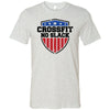 CrossFit No Slack - Standard - Bella + Canvas - Men's Short Sleeve Jersey Tee
