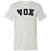 CrossFit Vox - 200 - Vox - Bella + Canvas - Men's Short Sleeve Jersey Tee
