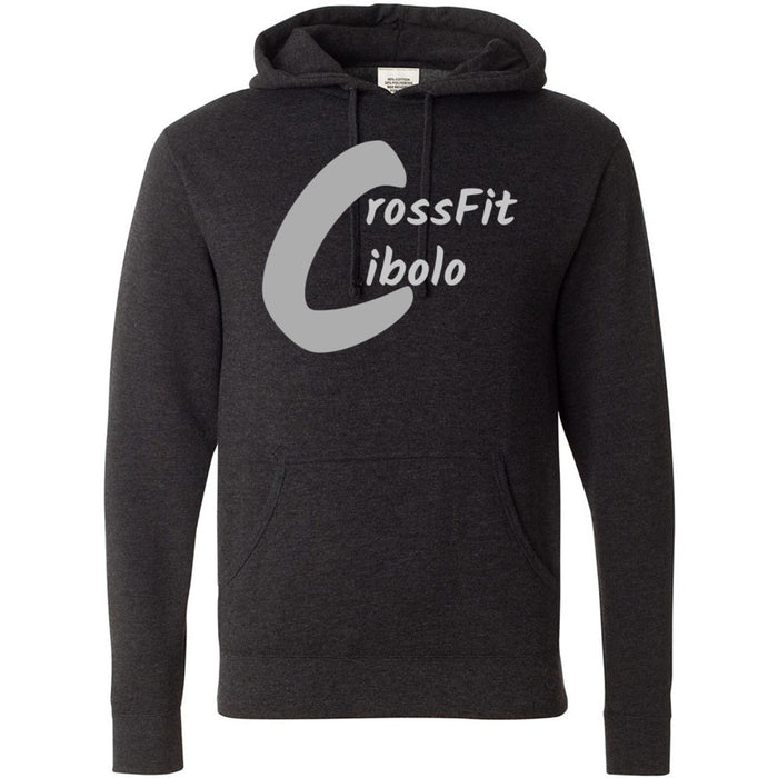 CrossFit Cibolo - 100 - Monochrome - Independent - Hooded Pullover Sweatshirt