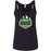 CrossFit Magnitude - 100 - Green - Bella + Canvas - Women's Relaxed Jersey Tank