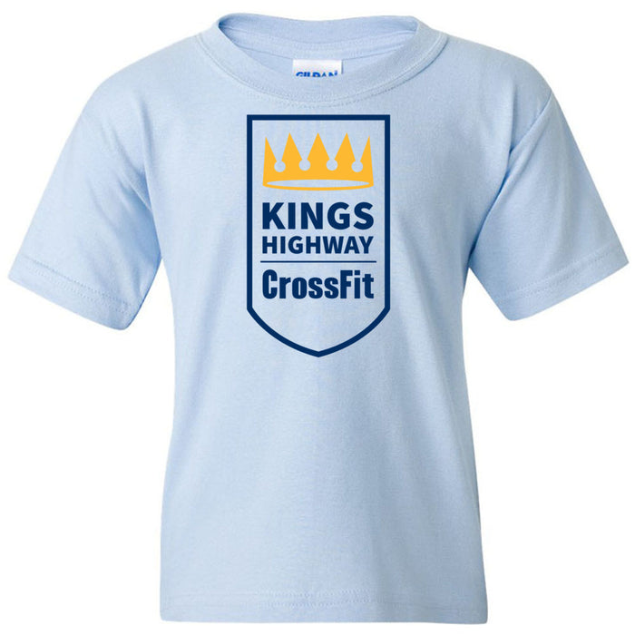 Kings Highway CrossFit - 100 - Standard - Gildan - Heavy Cotton Youth T-Shirt