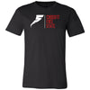 CrossFit Free State - 100 - Standard - Bella + Canvas - Men's Short Sleeve Jersey Tee
