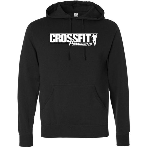 CrossFit Parramatta - 100 - One Color - Independent - Hooded Pullover Sweatshirt