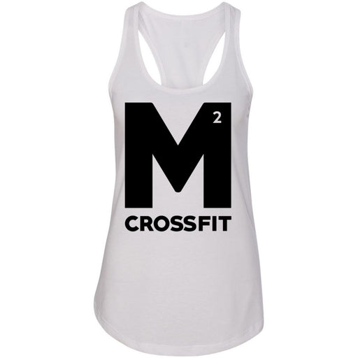 CrossFit M2 - 100 - M2 - Next Level - Women's Ideal Racerback Tank