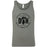 CrossFit Dark Horse - 100 - Decide-Commit-Succeed - Bella + Canvas - Men's Jersey Tank
