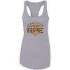 CrossFit RPE - 100 - Standard - Next Level - Women's Ideal Racerback Tank
