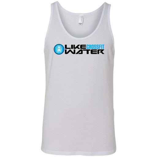 Like Water CrossFit - 100 - Standard - Bella + Canvas - Men's Jersey Tank