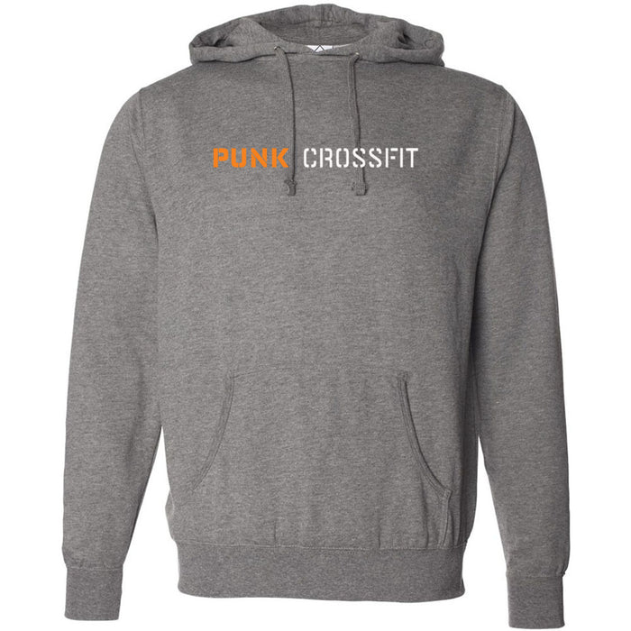 Punk CrossFit - 100 - Standard - Independent - Hooded Pullover Sweatshirt
