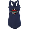 CrossFit Visalia - 100 - Barbell - Next Level - Women's Ideal Racerback Tank