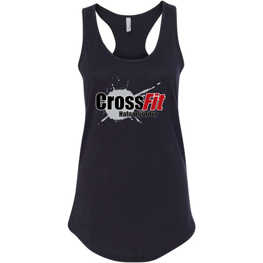CrossFit Hafnarfjord - 100 - Standard - Next Level - Women's Ideal Racerback Tank