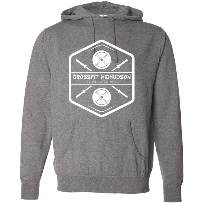 CrossFit Mid Hudson - Est 2016 - Independent - Hooded Pullover Sweatshirt