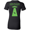 CrossFit Optimistic - 200 - Area 51 WOD - Bella + Canvas - Women's The Favorite Tee