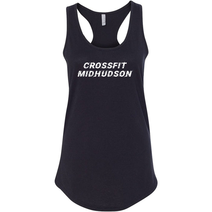 CrossFit Mid Hudson - Slash - Next Level - Women's Ideal Racerback Tank
