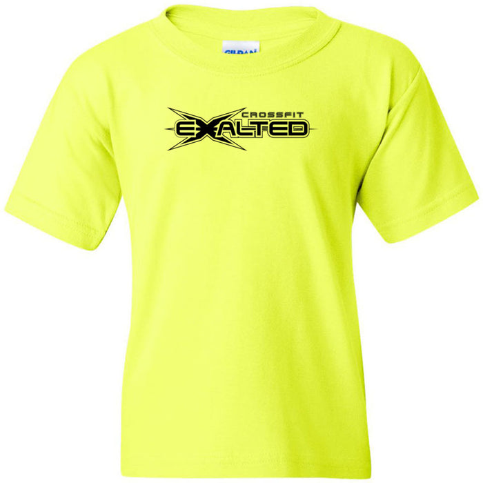 CrossFit Exalted - 100 - One Color - Gildan - Heavy Cotton Youth T-Shirt