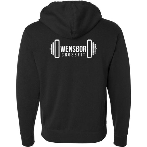 Owensboro CrossFit - 201 - Captain America - Independent - Hooded Pullover Sweatshirt