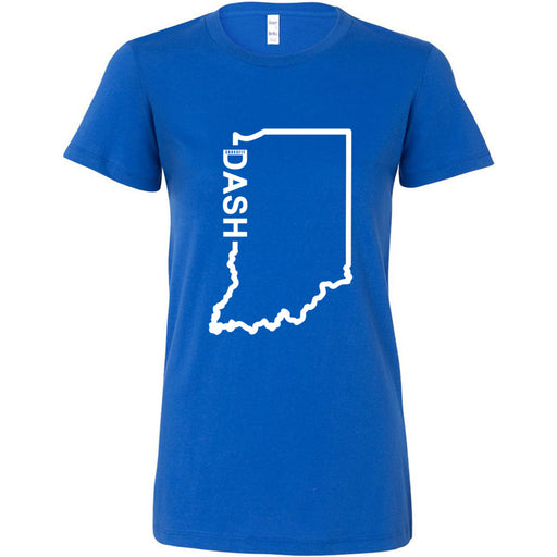 CrossFit Dash - 100 - Indiana Dash - Bella + Canvas - Women's The Favorite Tee