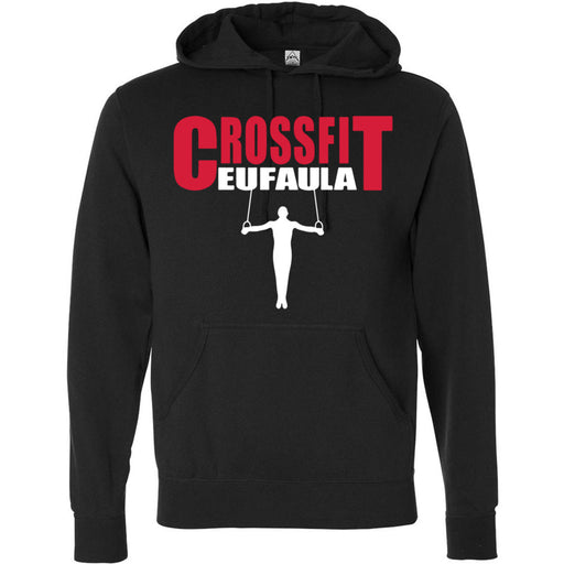 CrossFit Eufaula - 201 - Standard - Independent - Hooded Pullover Sweatshirt