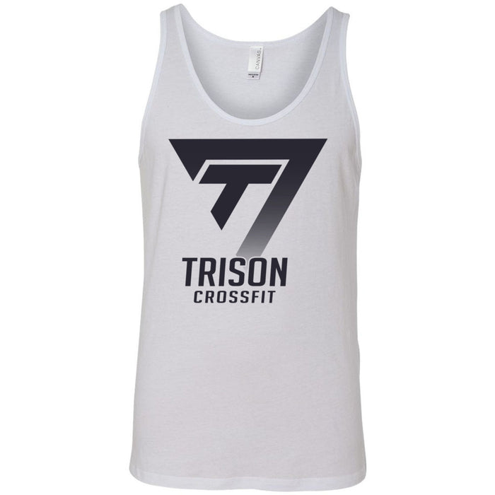 Trison CrossFit - 100 - One Color - Bella + Canvas - Men's Jersey Tank