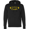 Lander University CrossFit - 100 - Barbell - Independent - Hooded Pullover Sweatshirt