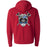 CrossFit KMC - 201 - Standard - Independent - Hooded Pullover Sweatshirt