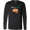 Indy South CrossFit - 100 - Fistbump - Bella + Canvas 3501 - Men's Long Sleeve Jersey Tee