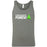CrossFit Forest - 100 - Standard - Bella + Canvas - Men's Jersey Tank