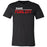 CrossFit Oahu - 200 - Pearl City Red - Bella + Canvas - Men's Short Sleeve Jersey Tee