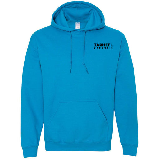 Tarheel CrossFit - 100 - Pocket - Gildan - Heavy Blend Hooded Sweatshirt